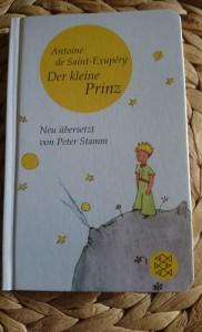 Taschenbuch Der kleine Prinz Vorneransicht